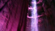 Ruby Falls Underground Waterfall - Lookout Mountain, TN