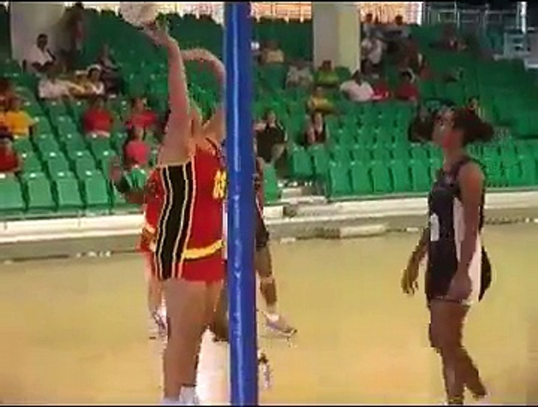Pacific netball series - Fiji v PNG