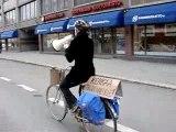 Helsinki! we need more bicycle lanes