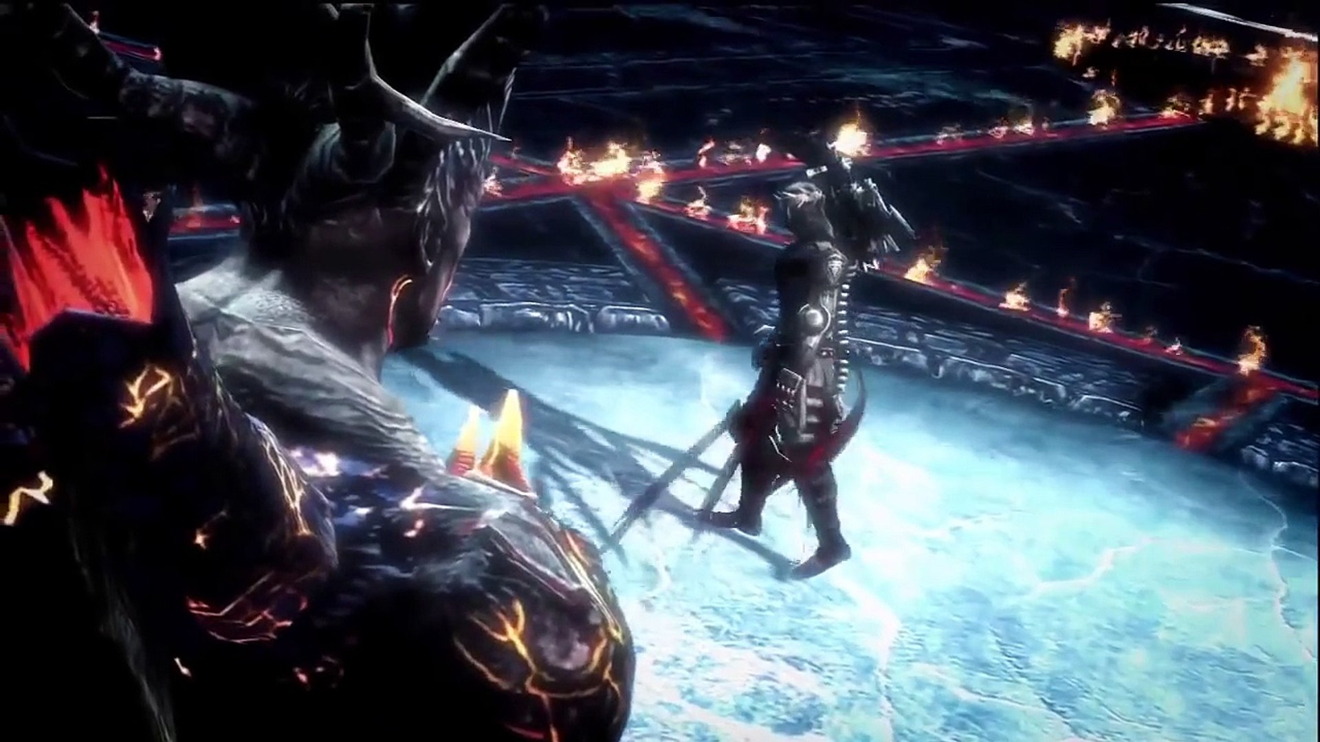 Dante S Inferno Final Boss Ending