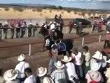 la burrita vs el huichol carrera de caballos el chaparral durango