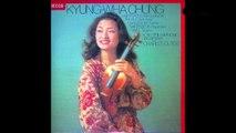 Kyung Wha Chung plays Ravel Violin Sonata No.2