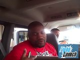 """Rampage Jackson vs King Mo Lawal highlights - """"Mo is the King of Dungeon Breath."""""""