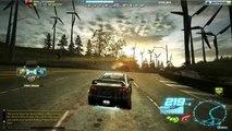 Need For Speed World: Mitsubishi Lancer Evo X   Drift / Rally  