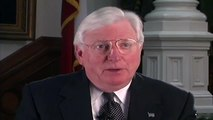 Former Texas Governor Mark White Discusses the Weak Office of the Governor