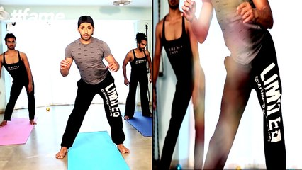 Terence Lewis - 8 Cool Down Exercises - #fame