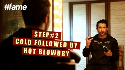Terence Lewis – How To Create 3 Classic Hairstyles - #fame