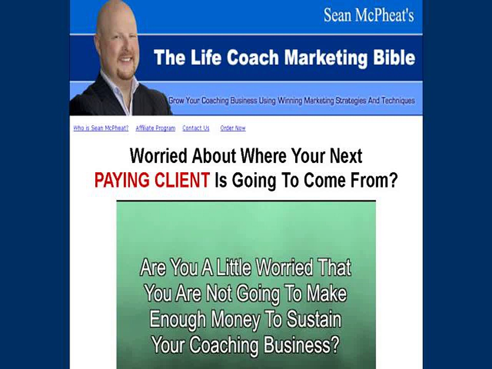 The Life Coach Marketing Bible.