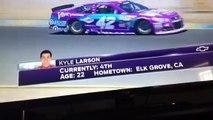 NASCAR: Sonama 350 (Kyle Busch Wins)