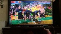 SMAP 初  土下座   音量注意   SMAP✖️めちゃイケ本気水泳大会