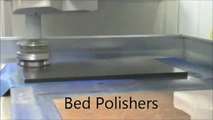 Model C - PadHead™ brand polishing & grinding head for CNC machines