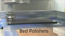 Model C - PadHead™ brand polishing & grinding head for CNC machines