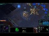 Starcraft 2 Protoss vs. Zerg- Countering the Zergling Rush