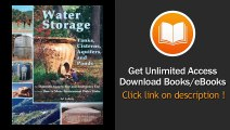 [Download PDF] Water Storage Tanks Cisterns Aquifers and Ponds for Domestic Supply Fire and Emergency Use--Includes How to Make Ferrocement Water Tanks