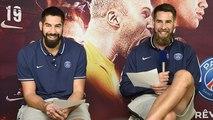 Qatar Handball Tour : Nikola et Luka heureux tout simplement