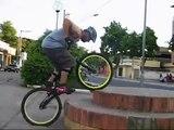 BIKETRIAL BRASIL VIDEO TREINO