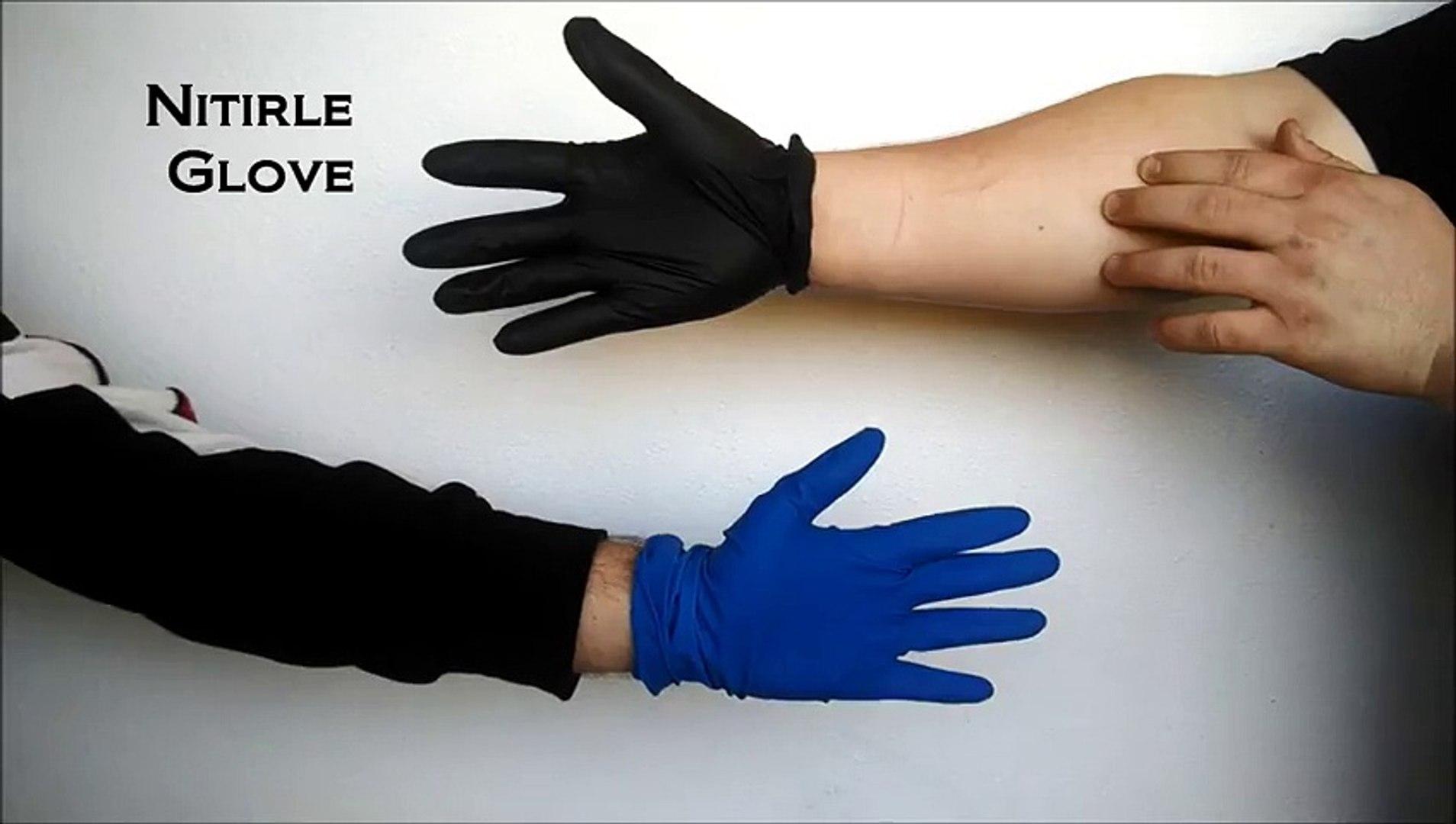Găng tay cao su, găng tay latex, găng tay nitrile - Giá rẻ nhất thị trường