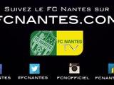 LUCON VF - FC NANTES: 0 - 2 (Mercredi 29 juillet 2015, match amical)