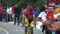 Alberto CONTADOR beat Christopher FROOME! Vuelta a España 2014 - stage 20 - Puerto de Ancares