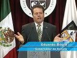 Conferencia de Prensa del Gobernador Eduardo Bours