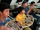 Notivisa - Gráfico :La Sinfónica Juvenil de Tijuana y el Colectivo Nortec