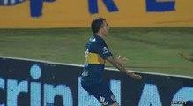 Carlos Tevez Fantastic Free Kick Goal - Boca Juniors 3 x 0 Banfield 2015 HD