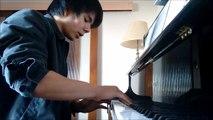 AronChupa - I'm an Albatraoz - Piano cover