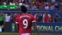 Manchester United vs PSG   Paris Saint Germain Goals and Highlights   2015 International Champions C