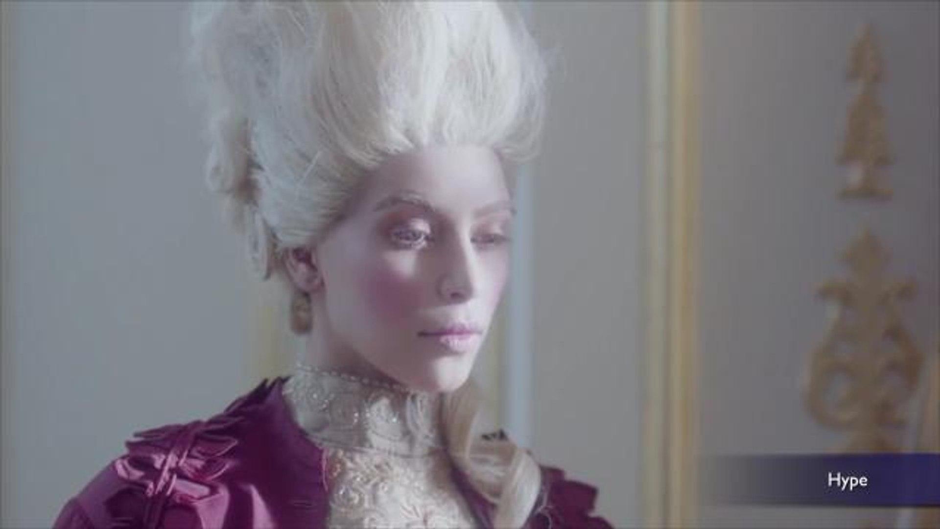 Kim Kardashian stars in bizarre ad for Hype energy drink
