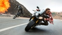 Mission Impossible 5 Rogue Nation Official Stunt Featurette Motorcycles (2015) Tom Cruise