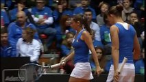 Highlights: Errani/Vinci (ITA) v Garcia/Mladenovic (FRA)