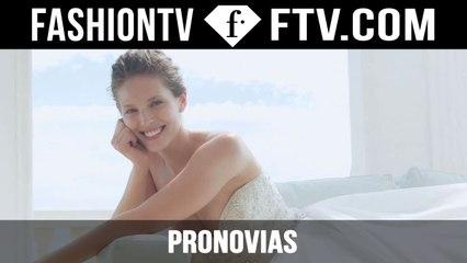 Pure Magic in Pronovias 2015 Campaign
