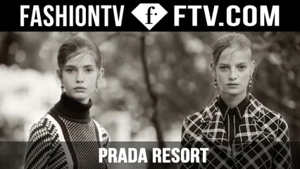 New Faces in Prada Resort 2015 Film