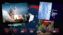 Le Dessous des Cartes :  L'espace