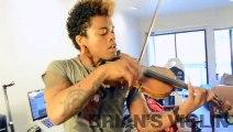 A Little More - Machine Gun Kelly (Violin FreestyleCover)