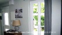 Rénovation-décoration-peinture-salle de bain-agencement-astucesdéco-maison Vacances-Caen