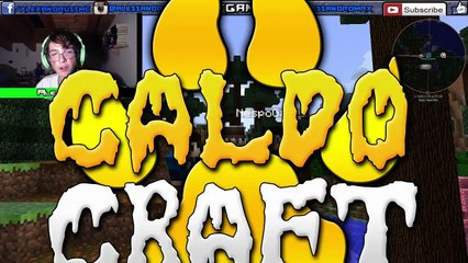CaldoCraft - Direwolf20 - #1 Cingue Eulo!