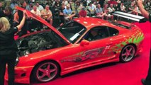 Highlights of the Toyota Supra in The Fast and The Furious!