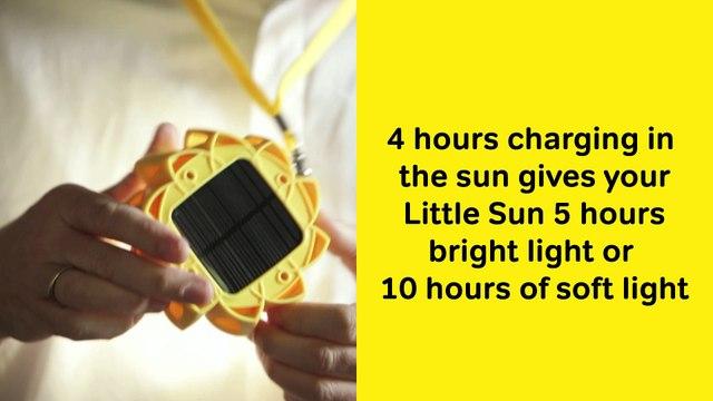 Little Sun in 2 Minutes