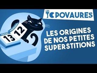 5 origines de nos petites superstitions ! Les Topovaures #7