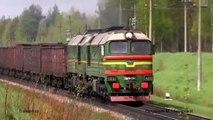 2M62/2M62U/3M62U diesel locomotives (RZD, Smolensk - Vitebsk line)