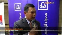 Exclusive Interviews: Azrulnizam Abdul Aziz CEO, Al Rajhi Bank