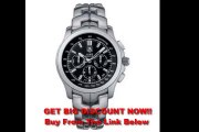 SPECIAL DISCOUNT TAG Heuer Men's CT511A.BA0564 Calibre 36 Link Automatic Chronograph Watch