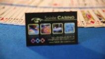 Soirée thème Las Vegas : animation casino factice