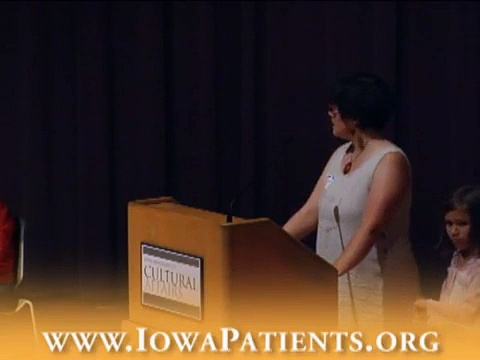 Medical Marijuana Patient Kevin Feeley's Wife & Daughter's Testimony