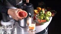 MAGIMIX - Salade et jus de fruit