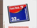SanDisk CompactFlash Speicherkarte 32MB (Typ I)