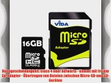 Neu Vida IT 16GB Micro SD SDHC Speicherkarte f?r LG - Optimus L9 P760 - Optimus L9 P769 - Optimus
