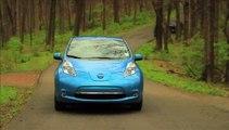 Nissan LEAF drive electric tour: Franklin, TN