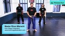 How to Defend against a Knife Strike | Krav Maga Defense